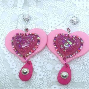 Barbie girl hearts